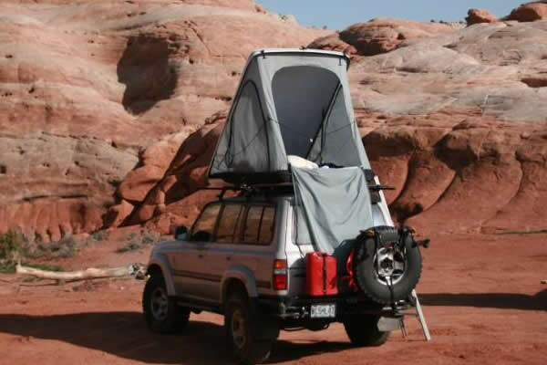 This Picture Is From The Colorado Camper Van Site
